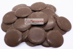 Chocolate Coating Discs Milk 12Kg