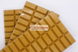 Chocolate Slabs Caramel 25Kg (50x500g Slabs)