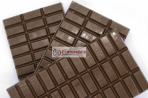 Chocolate Slabs Milk 25Kg (50x500g Slabs)
